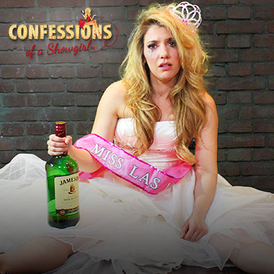 Confessions of a Showgirl Dustree - Las Vegas Production Compny