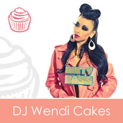 DJ Wendy Cakes - Las Vegas