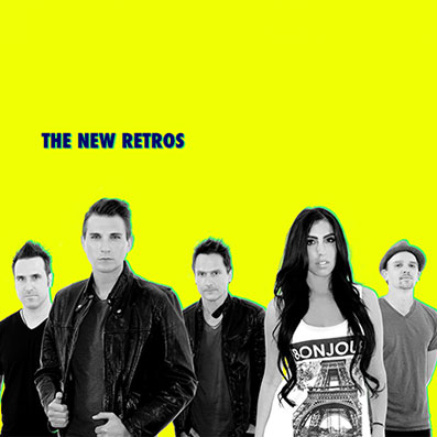 The New Retros - Las Vegas Live Music