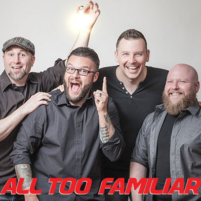 All Too Familiar - Las Vegas Rock Band