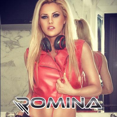 DJ Romina - Las Vegas DJs