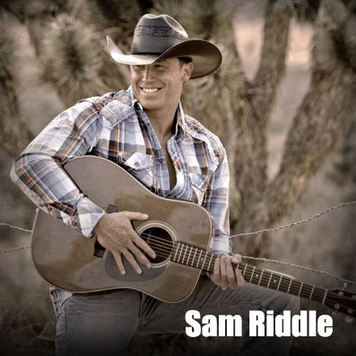 Sam Riddle - Las Vegas Country Bands