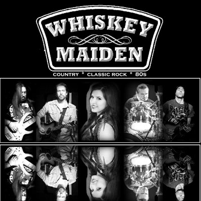 Whiskey Maiden - Las Vegas Country Bands