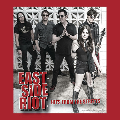 East Side Riot - Las Vegas Dance and 80's band
