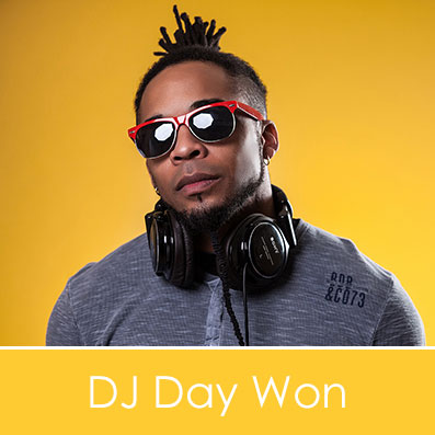Las Vegas DJs - DJ Day Won