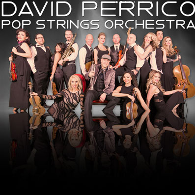 David Perrico - Las Vegas Dance and Rock Band