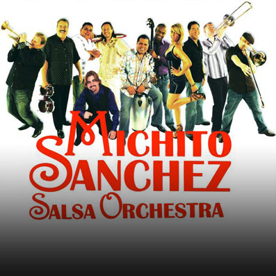 The Michito Sanchez Salsa Orchestra - Las Vegas Dance and Salsa Band