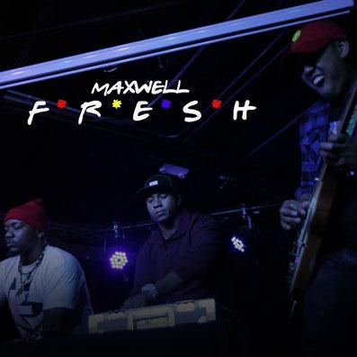 Las Vegas DJs - Maxwell Fresh