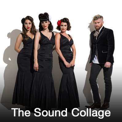 The Sound Collage - Las Vegas Loop Artist - Band