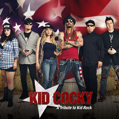 Las Vegas Tribute Bands - Kid Cocky: A Tribute to Kid Rock
