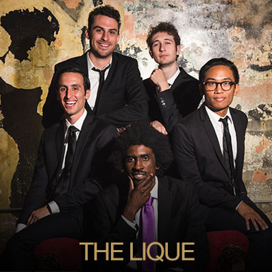 The Lique - Las Vegas Original Hip-Hop