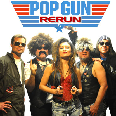 Las Vegas 80s Band - Pop Gun Rerun