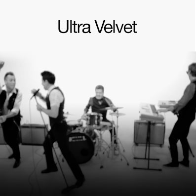 Las Vegas Rock Band - Ultra Velvet